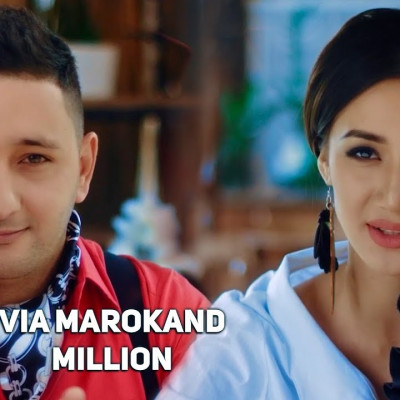 VIA Marokand - Million | ВИА Мароканд - Миллион